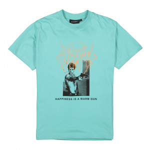 Wasted Paris Warm Gun T-Shirt ( Mint )