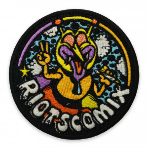 Riot 1394 Patch - Walking Willy