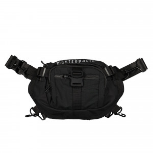 Wasted Paris Travel Bag ( Black )