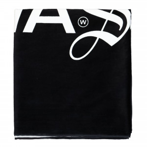 Wasted Paris Beach Signature Towel ( WPBST / Black )