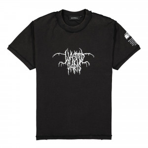 Wasted Paris Cult Faded Tee ( WPCFT / Black )