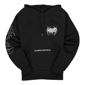 Wasted Paris Cold Streets Hoodie ( WPCSH / Black )