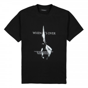 Wasted Paris Falling T-Shirt ( WPFTS / Black )