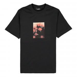 Wasted Paris Piece Of Mind Tee ( WPPOMT / Black )