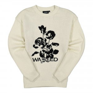 Wasted Paris Unloveable Sweater ( WPUS / Ivory )