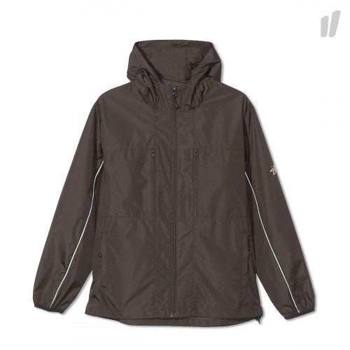 Stussy 3M Nylon Paneled Jacket ( 115384 / 0001 / Black )
