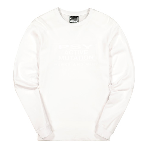 Perks And Mini Sum Of Its Parts LS Tee ( 1360/B-OW )