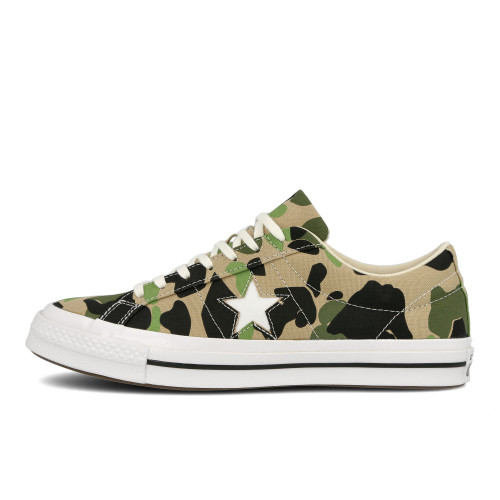 Converse One Star Archive Prints OX ( 165027C )