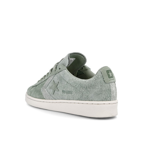 Converse Earth Tone Suede x Converse Pro Leather Ox ( 167889C )