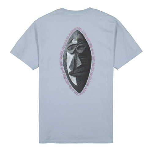 Stussy Tribal Mask Tee ( 1904516 / 0007 / Slate )