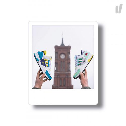 Overkill ZX10K I CAN IF I WANT Rotes Rathaus Magnet Polaroid ( EE9486 )