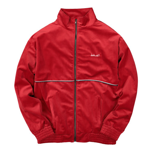 Pressure UK Tracksuit ( Red )