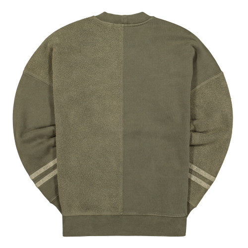 Stone Island Old Dye Treatment Sweat-Shirt ( 63347.V0158 / Olive )