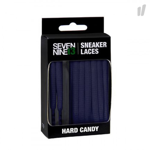 7/9/13 Hard Candy Laces Round ( 7913HARD16 / Navy )