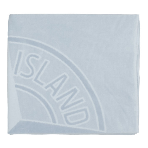 Stone Island Beach Towel ( 93177.V0041 / Light Blue )