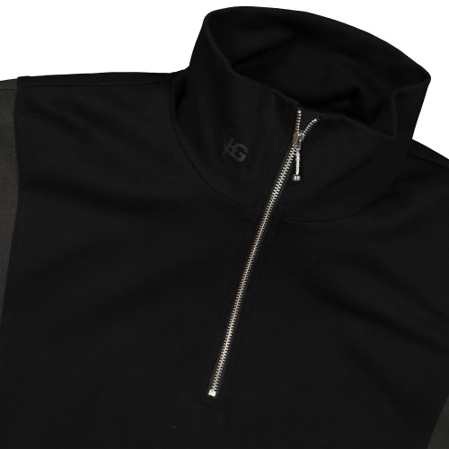 Neige Shirt Turtleneck ( AW1922 / Black )