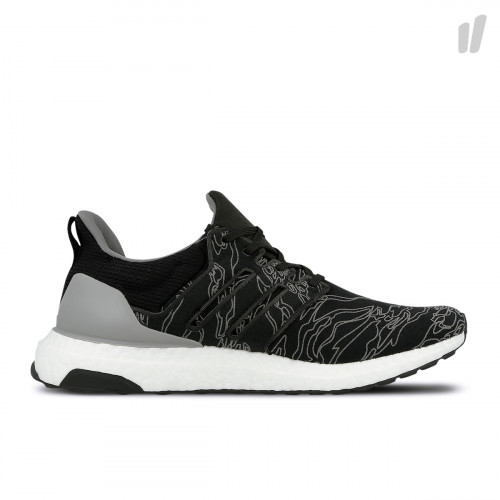 Undefeated x adidas UltraBOOST ( BC0472 )