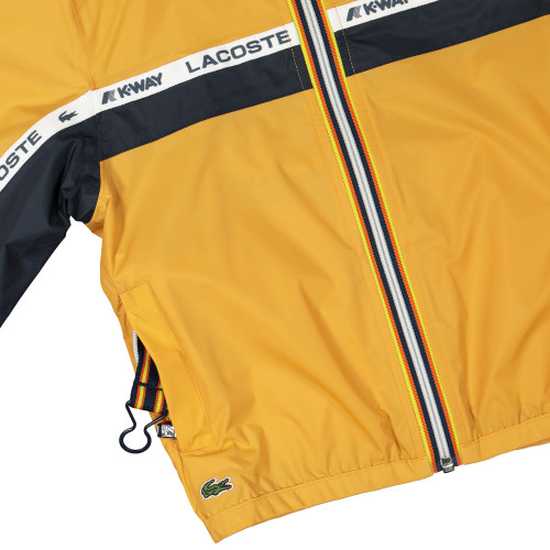 K-Way x Lacoste Kids Colourblock Windbreaker ( BJ8065-00 / Darjali )