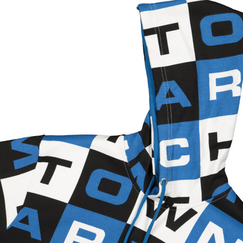 Chinatown Market Block Letters Hoodie ( CTMF19-BLHD / Blue )