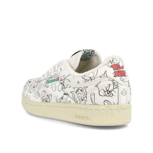 Tom & Jerry x Reebok Club C 85 MU ( FX4012 )