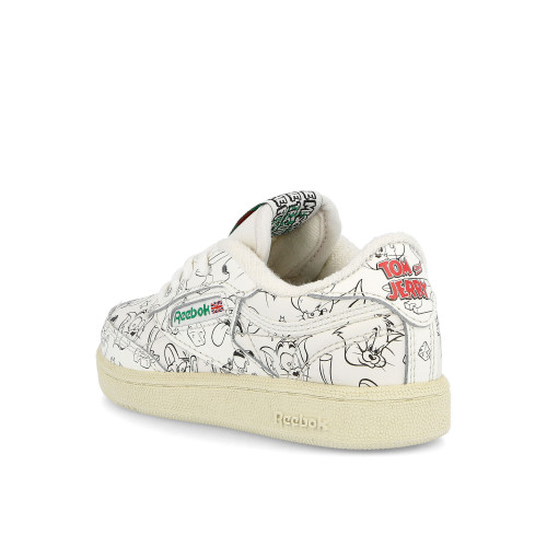 Tom & Jerry x Reebok Club C 85 MU ( FX4013 )
