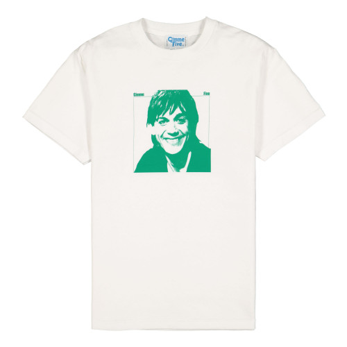 Gimme Five Idiot Shortsleeve Tee ( G500048 / White )
