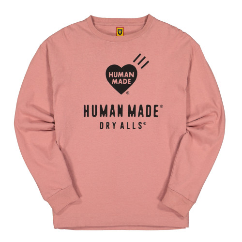 Human Made Long Tee 2 ( HM19CS018 / Pink )