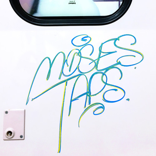 Hand Mixed Solid Marker - Moses & Taps