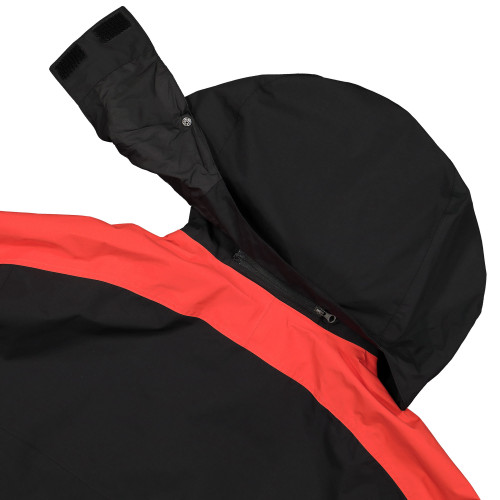 The North Face 90 Extreme Rain Jacket ( NF0A4AGRCBG1 / Black )