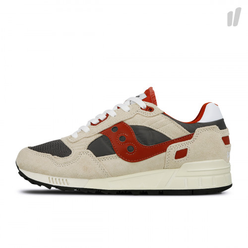 Saucony Shadow 5000 Vintage Off WhiteGreyRed S70404 4