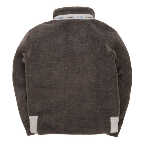 C2H4 Workwear Fleece Jacket ( ST-020 / Gray )