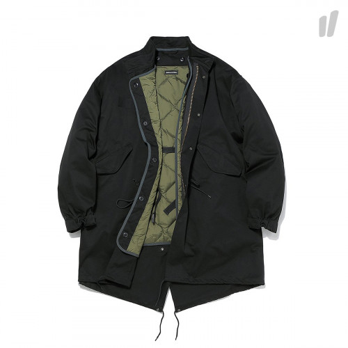 thisisneverthat M-51 Field Parka ( TN18FOW012-BL / Black )