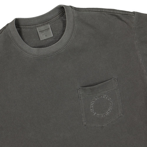 thisisneverthat C-UNION Pocket Tee ( TN19STS021 )