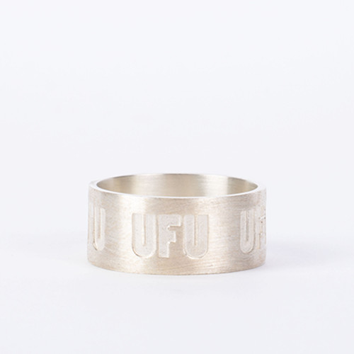 Used Future Infinite Ring ( UDF-AC-101-SL / 925 Sterling Silver )