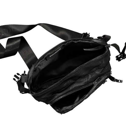 Wasted Paris Basswood Travel Bag ( Black )