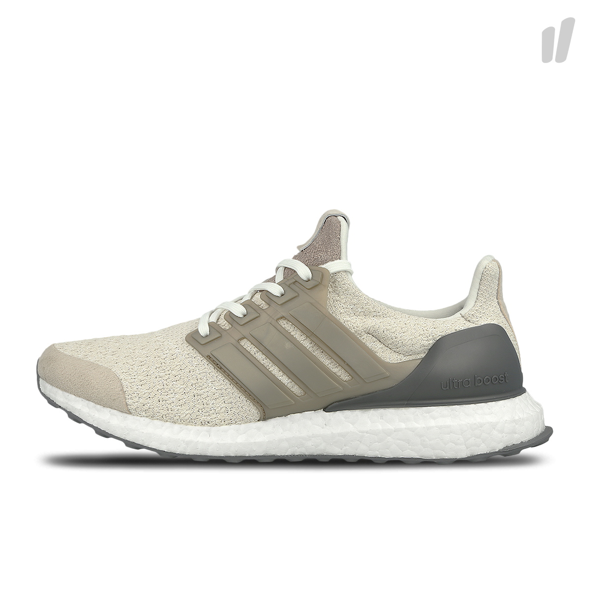 adidas Ultra Boost Lux Sneakersnstuff x Social Status Vintage White